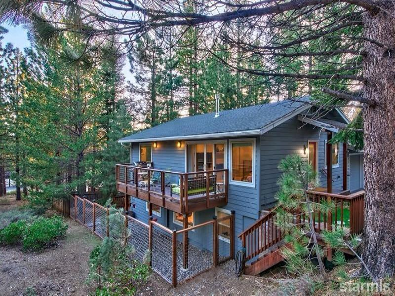 Price Changed to $749,000 in South Lake Tahoe!