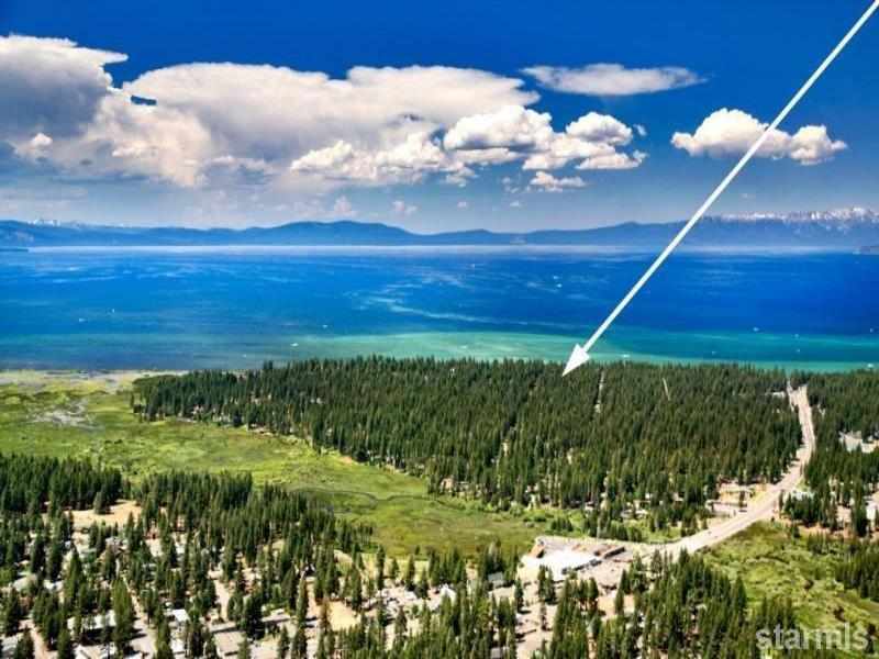 New 0.12 Acres Listing in South Lake Tahoe!