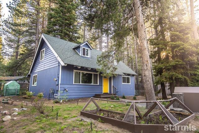 Sold 3 Beds 2 Baths Single Family in South Lake Tahoe!