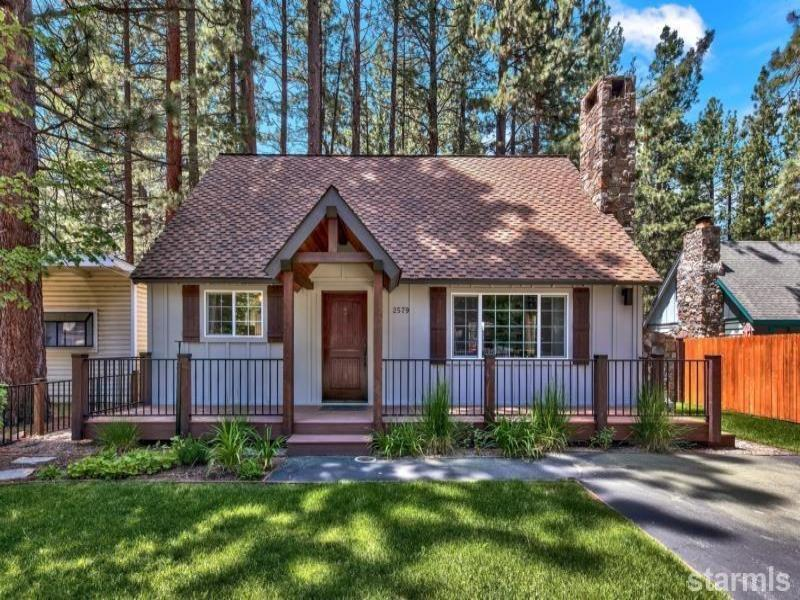 New 3 Beds 1 Bath Single Family Listing in South Lake Tahoe!